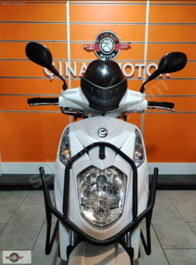 SYM Xpro 125 2018 Model İkinci El Senetle Motosiklet 3