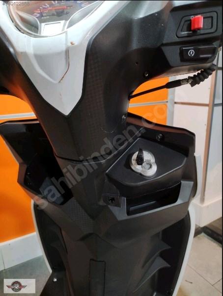Motolux Rossi Rs 2020 Model İkinci El Senetle Motosiklet 3