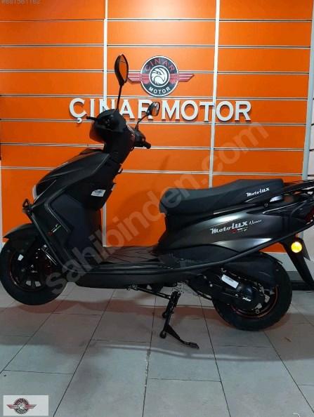 Motolux E5 2020 Model Sıfır Kilometre Senetle Motosiklet 5