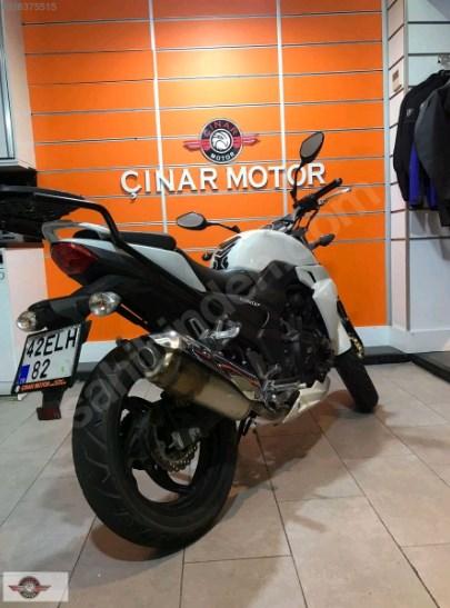 SYM Wolf SB 250 NI 2015 Model İkinci El Senetle Motosiklet 10