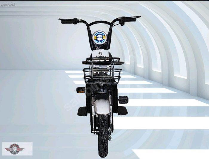 Motolux F3 Model Sıfır Kilometre 24 W Elektrikli 4