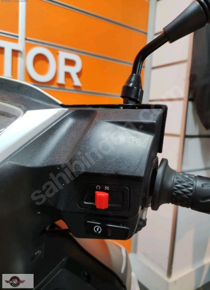 Motolux Rossi Rs 2020 Model İkinci El Senetle Motosiklet 4