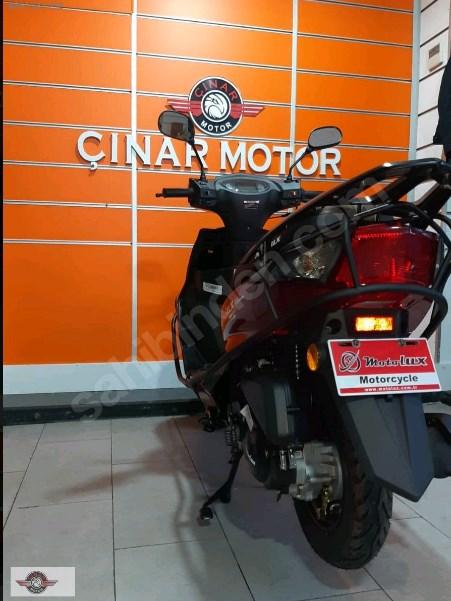 Motolux E5 2020 Model Sıfır Kilometre Senetle Motosiklet 4
