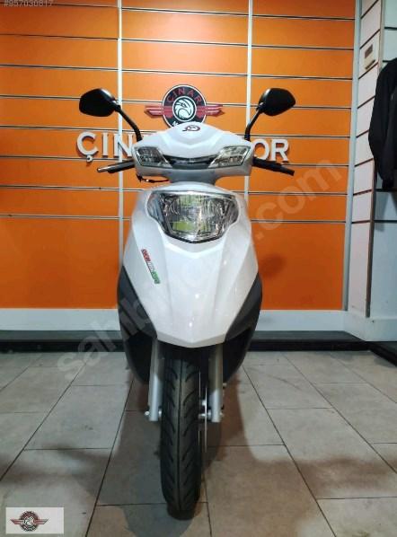 Motolux CEO 110 2021 Model Sıfır Kilometre Senetle Motosiklet 4