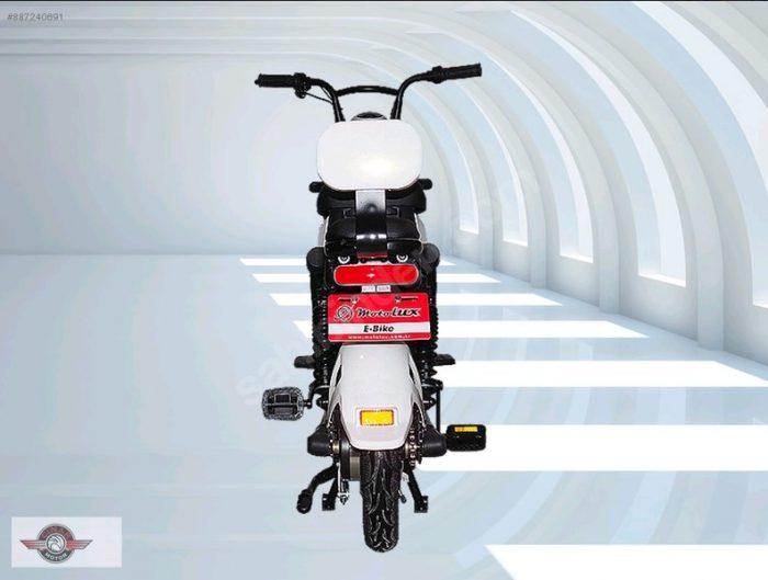 Motolux F3 Model Sıfır Kilometre 24 W Elektrikli 5