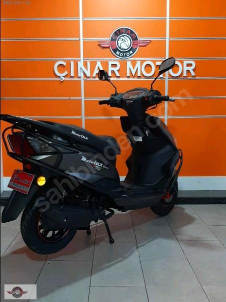 Motolux E5 2020 Model Sıfır Kilometre Senetle Motosiklet 3