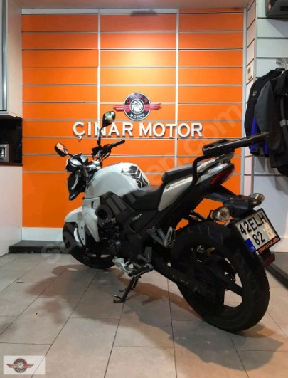 SYM Wolf SB 250 NI 2015 Model İkinci El Senetle Motosiklet 8