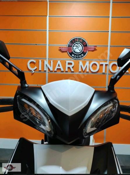 Motolux Rossi Rs 2021 Model Sıfır Kilometre Senetle Motosiklet 6