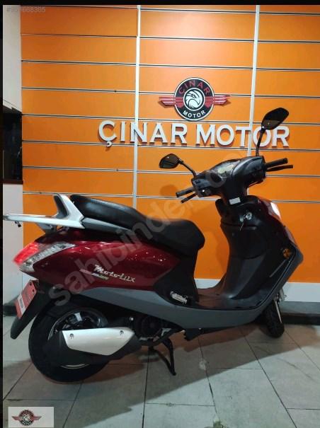 Motolux Cio 110 EFİ 2021 Model Sıfır Kilometre Senetle Motosiklet 6