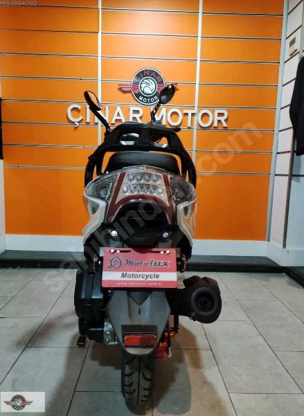 Motolux Rossi Rs 2021 Model Sıfır Kilometre Senetle Motosiklet 7