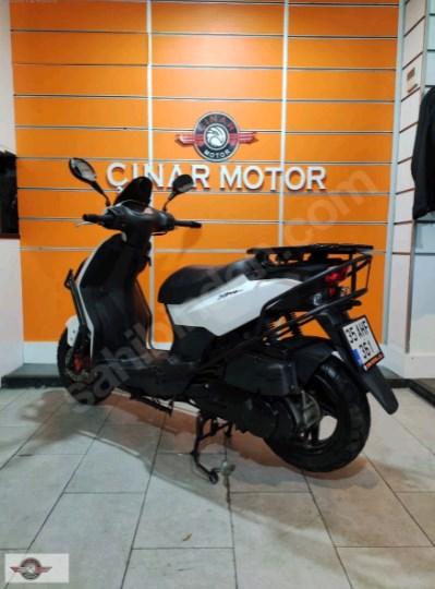 SYM Xpro 125 2018 Model İkinci El Senetle Motosiklet 7