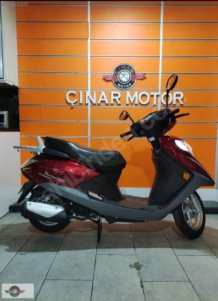 Motolux Cio 110 EFİ 2021 Model Sıfır Kilometre Senetle Motosiklet 7