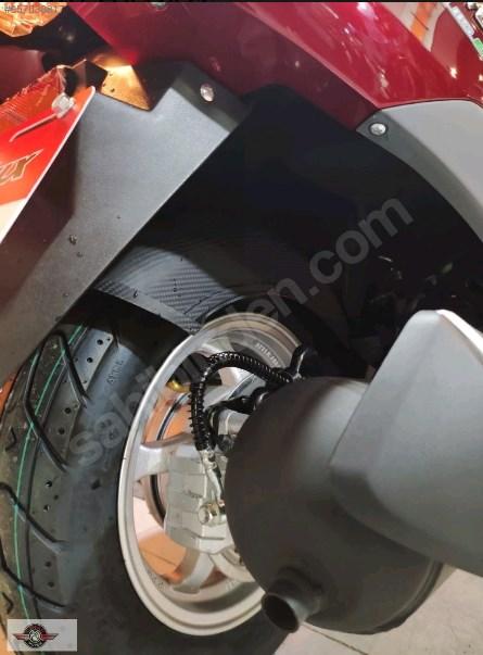 Motolux CEO 110 2021 Model Sıfır Kilometre Senetle Motosiklet 7