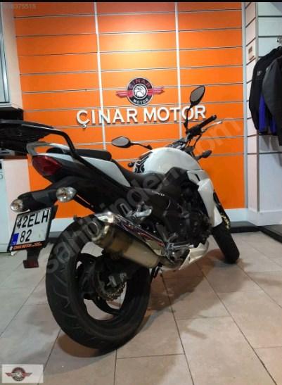 SYM Wolf SB 250 NI 2015 Model İkinci El Senetle Motosiklet 4
